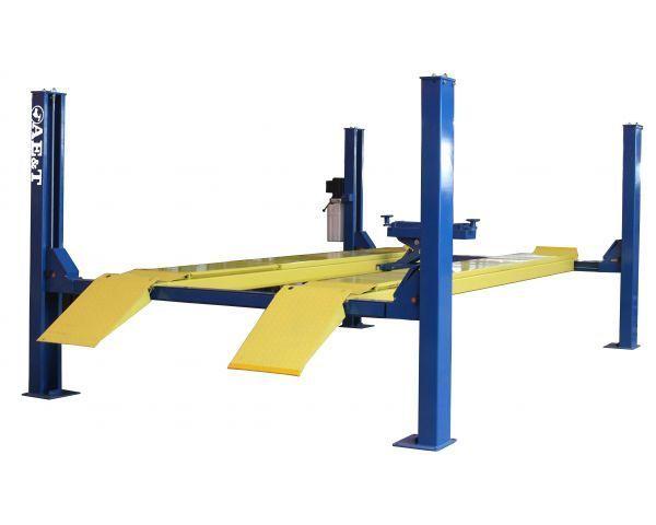 Подъемник четырехстоечный F4.5D-4 AE&T (380B)