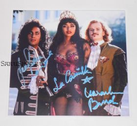Автографы: Army of Lovers. Жан-Пьер Барда, Доминика Печински, Александр Бард