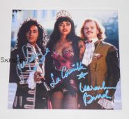 Автографы: Army of Lovers. Жан-Пьер Барда, Доминика Печински, Александр Бард