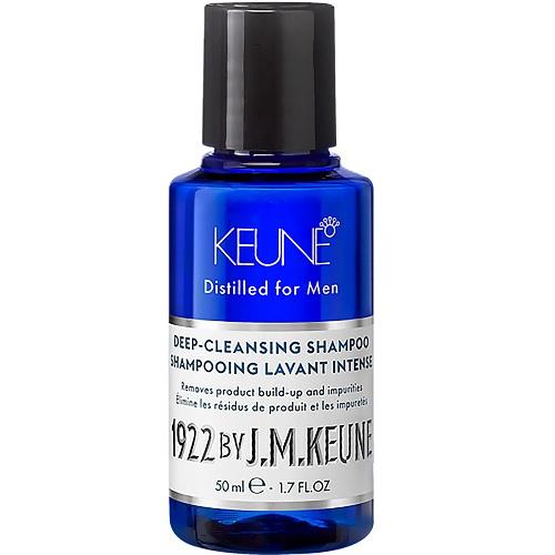 Keune Очищающий шампунь/ 1922 Deep-Cleansing Shampoo, 50 мл.