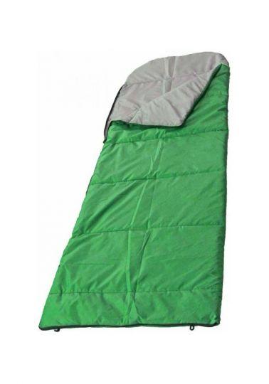 Спальный мешок Woodland Camping+ 250 до 0 зеленый