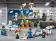 Конструктор LARI Cities Комплект минифигурок «Исследования космоса» 11384 (Аналог LEGO City 60230) 293 дет