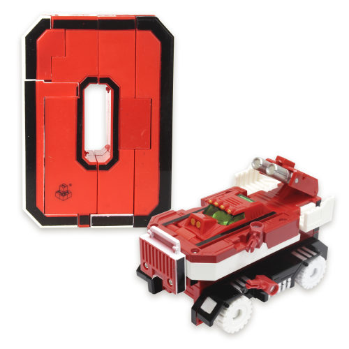 1 toy Трансботы XL Боевой расчет ПВО: Обнулятор, блистер