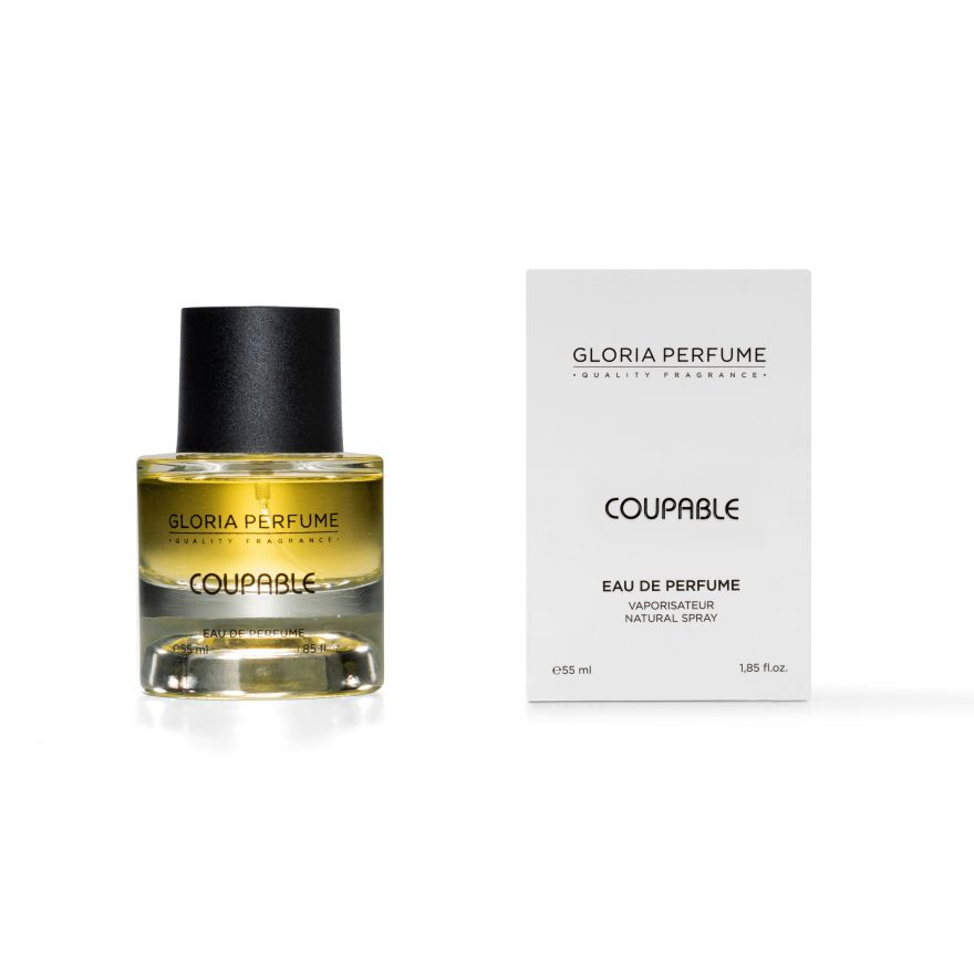 GLORIA PERFUME COUPABLE  MEN (CUCCI-GUILTY) 55МЛ