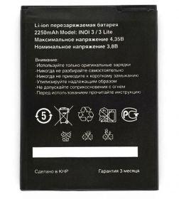 Аккумулятор для телефона iNOI 3/3 Lite 2250mAh 3.8V
