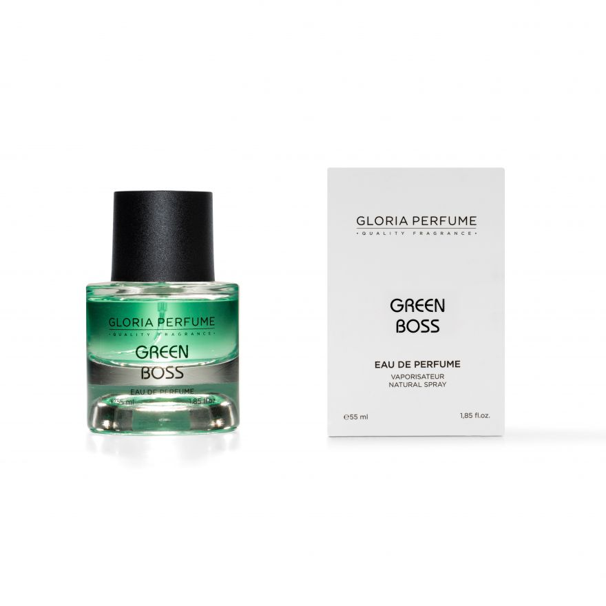 GLORIA PERFUME  GREEN BOSS  (HUGO BOSS GREEN MATARA) 55МЛ