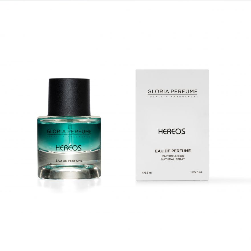 GLORIA PERFUME HEREOS MEN ( VERSACE EROS) 55МЛ