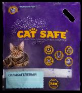 Cat safe наполнитель силикагель, 7,6л