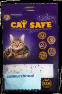 Cat safe наполнитель силикагель, 11л