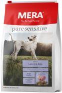 """Mera 37 Pure Sensitive """"Adult Lamm & Reis"""" Сухой корм для взрослых собак с ягненком и рисом, 1кг"""