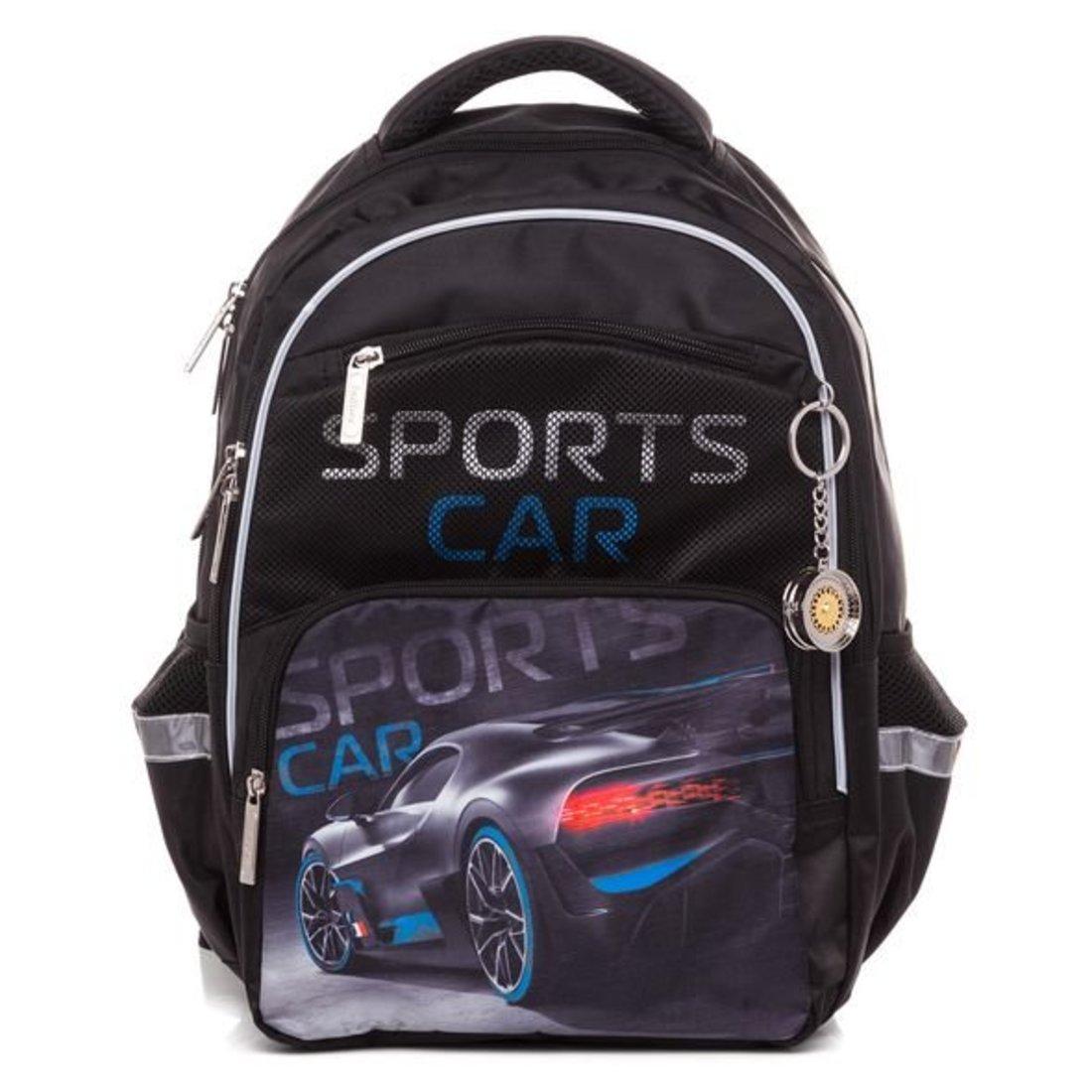 Рюкзак Hatber SOFT Sport car 37х28х17 см