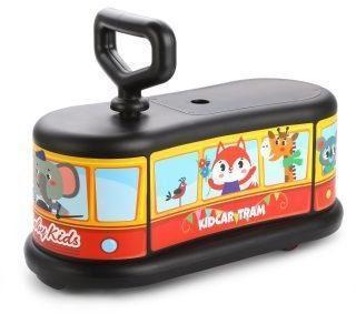 ДЕФЕКТ УПАКОВКИ Каталка Moby Kids KidCar автобус