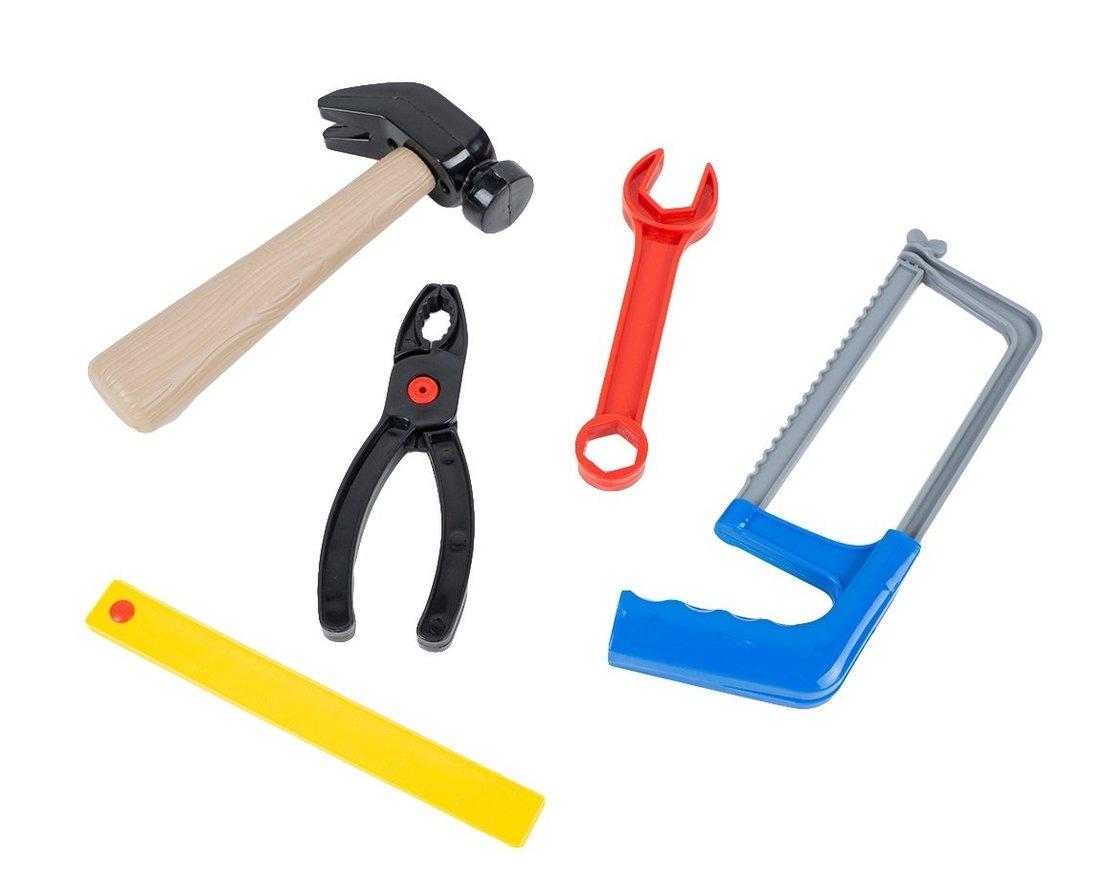 Набор инструментов Мастер, 5 предметов