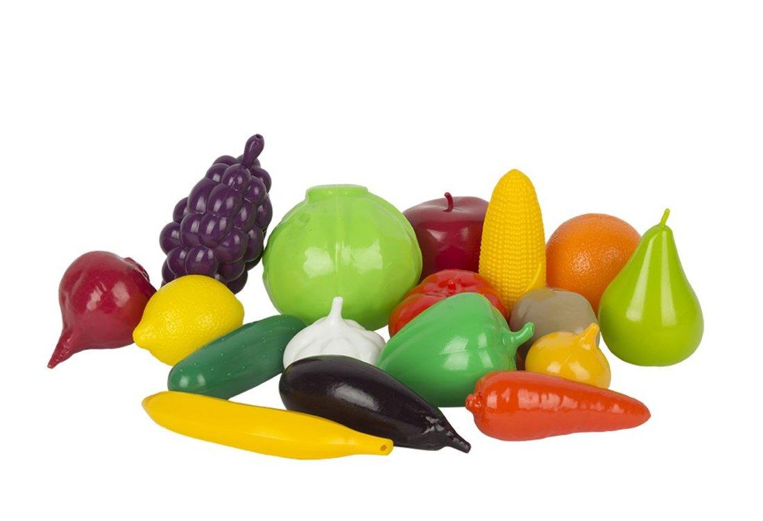 Игровой набор Фрукты и овощи