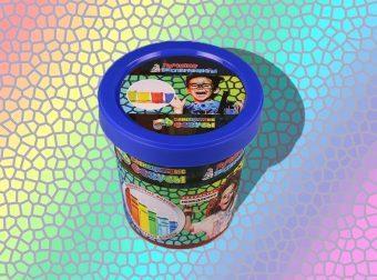 Набор Юный Химик Разноцветные фокусы