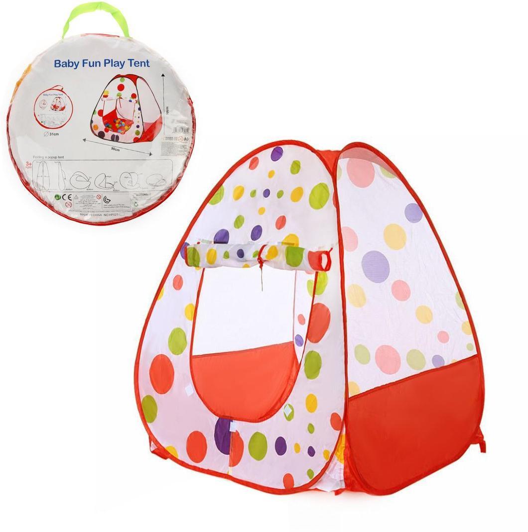 Палатка игровая 90*90*90 см, сумка