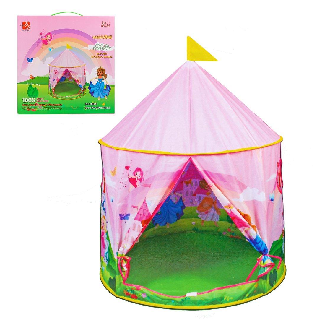 Палатка игровая Волшебный замок100*100*115 см, коробка