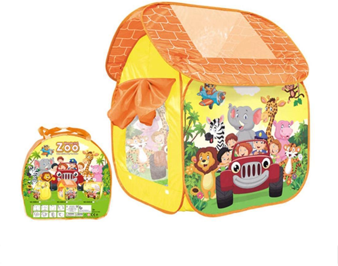 Палатка игровая, размер 114*112*102см, сумка на молнии