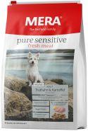 Mera 50 Pure Sensitive Mini Fresh Meat Adult Truthahn&Kartoffel  Корм для взрослых собак малых пород со свежим мясом индейки и картофелем, 4 кг