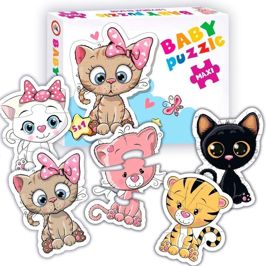Пазлы Baby Puzzle Котята