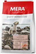 Mera 48 Pure Sensitive Mini Adult Lachs & Reis Сухой корм для взрослых собак малых пород с лососем и рисом, 4кг
