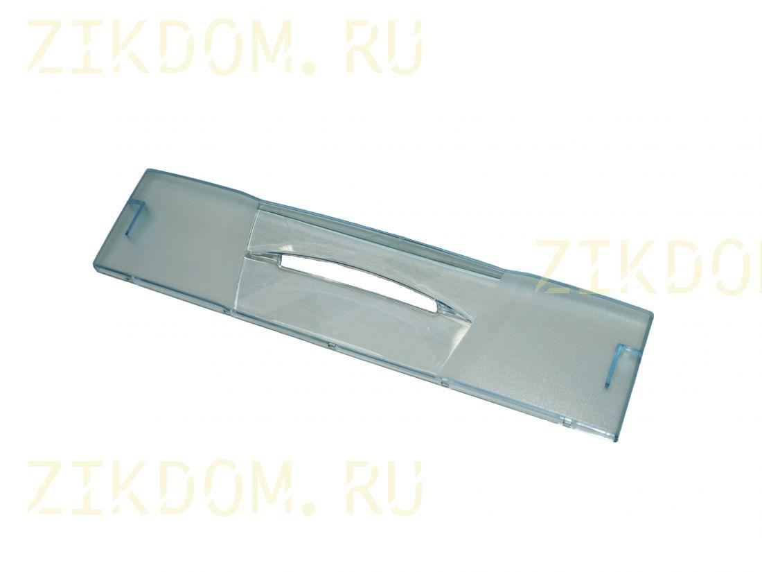 0346001001 Панель узкая верхнего ящика холодильника Бирюса