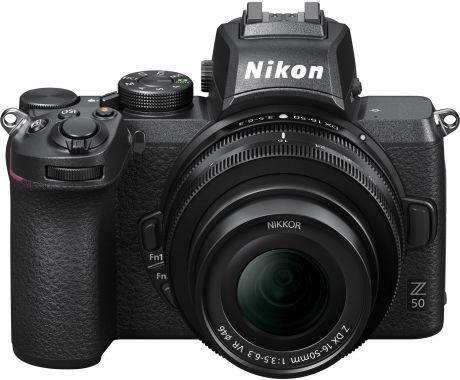 NIKON Z50 Kit 16-50mm VR