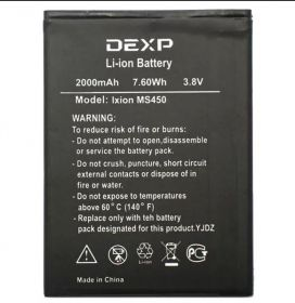 Аккумулятор для DEXP Ixion MS450