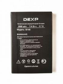 Аккумулятор для телефона DEXP B140 2000mAh оригинал