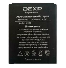 Аккумулятор DEXP Ixion M340