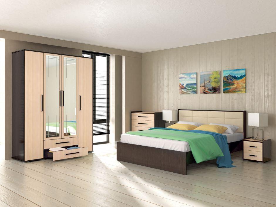 Спальня Эмилия (Вариант 1)