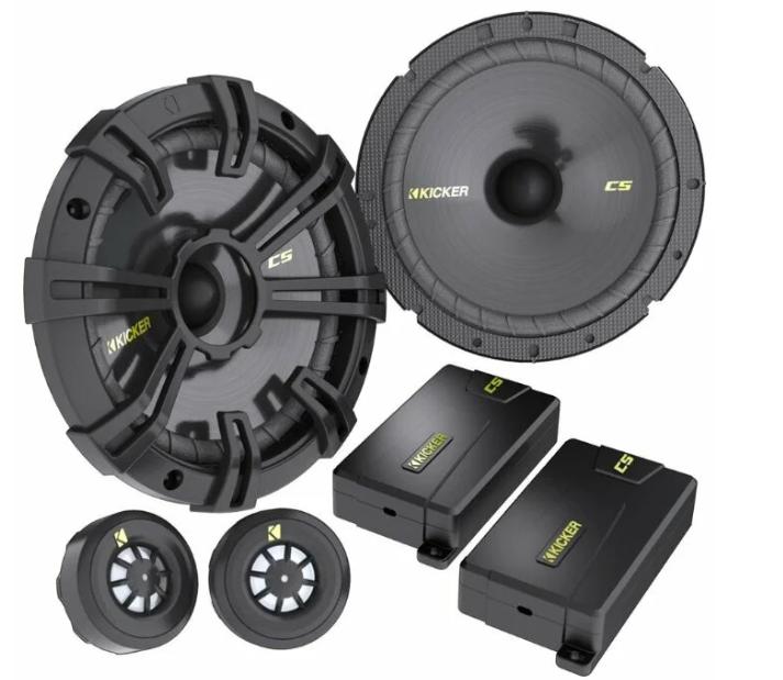 Автомобильная акустика KICKER CSS674