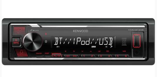 Автомагнитола KENWOOD KMM-BT206