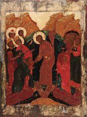 Икона Воскресение Иисуса Христа