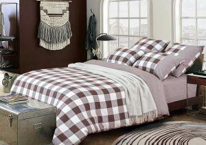 Комплект постельного белья Organic Line Евро №3 Hazel