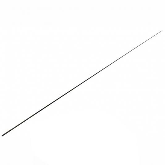 Хлыст пустотелый д/удилища 0,75 м 2,6мм (карбон)