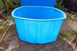 Пластиковая ванна 400 литров