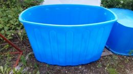 Пластиковая ванна 1000 литров