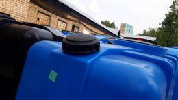 Емкость для топлива 2000 литров SK oil