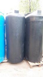 Емкость для топлива SL 2000 литров черный
