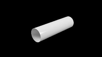 Воздуховод круглый, ПВХ D160