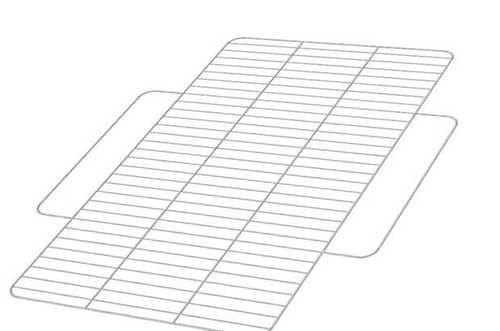Решетка гриль F BQ-N12 для мангала