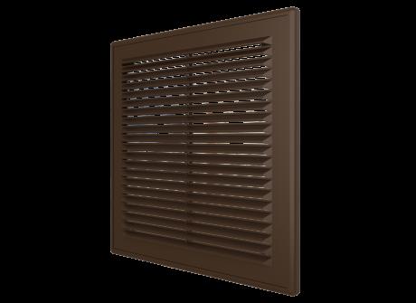 Решетка вентиляционная вытяжная АБС 183х253, кор.