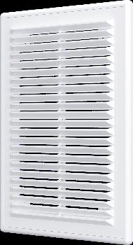 Решетка вентиляционная вытяжная АБС 183х253