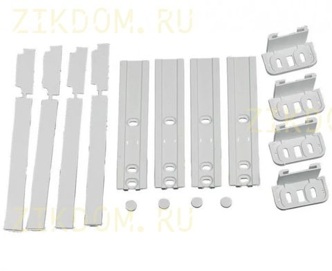 C00312150 Комплект для навески фасадов холодильника Indesit, Ariston, Whirlpool