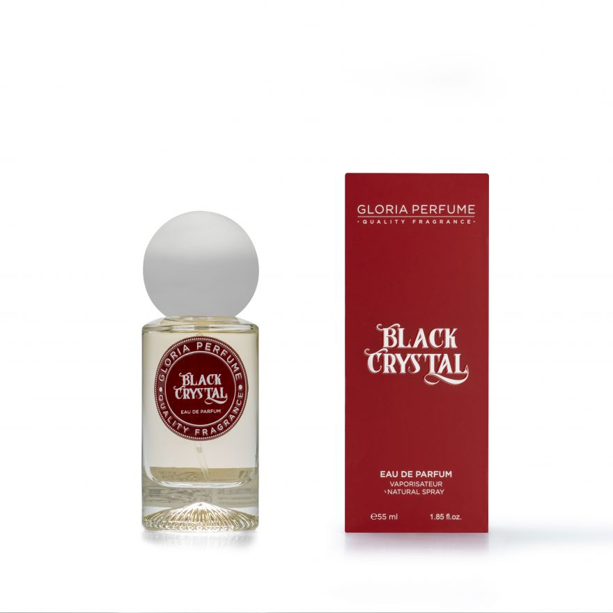 Gloria Perfume BLACK CRYSTAL (Versace Crystal Noir) 55 мл