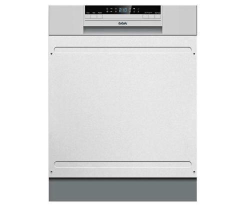 Встраиваемая посудомоечная машина BBK 60-DW203D Серебро