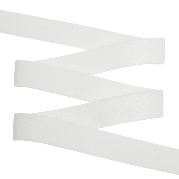 резинка для бретелей 18мм белый