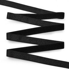 резинка для бретелей 10мм черный