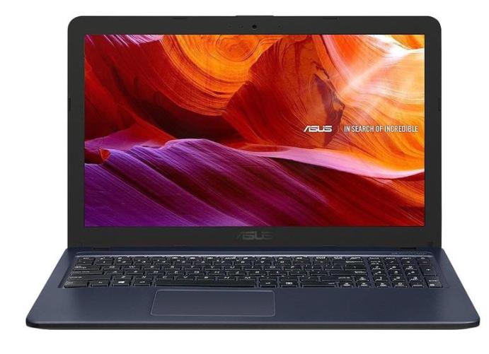 "Ноутбук ASUS X543UB-DM1479 Star Gray (15.6"" FHD i5-8250U/8Gb/256Gb SSD/nVidia GeForce MX110 2Gb/Linux) (90NB0IM7-M22150)"